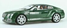 Paragon 98222 Bentley Continental GT 2016 RHD - Verdant 1/18