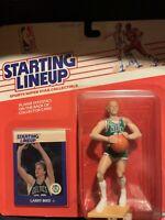 Larry Bird 1988 Starting Lineup Unopened Rare Vintage Boston Celtics