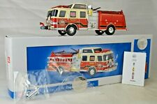 "Corgi #54704 ""Shippensburg FD"" E-One Side Mount Fire Truck 1:50 Scale Mint/Box"