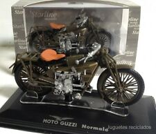 1/24 MOTO GUZZI NORMALE DIECAST STARLINE MODELS MOTORCYCLE BIKE