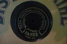 PATHE 78T SABRETTE (WITTMANN) SCOTTISH . / EGGITNA (F.JULLIAN) SCOTTISH. 21CM.