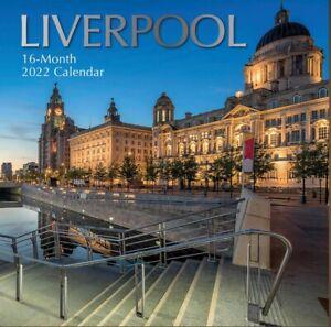 Liverpool 2022 Calendar