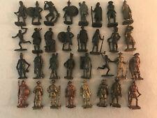 Lot ancienne figurine kinder métal