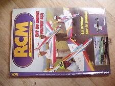 """$$ Revue RCM N°174 Plan gratuit """"Lacey M10""""  Pilatus PC7  Optima PB  Aura 3"""