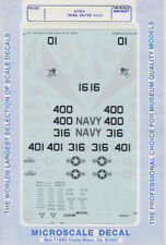 1:48 - a-7 e 's/va-86/va-105/va-83/Microscale decal nº 291