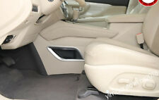 Interior For Nissan Murano 2015- 2018 Gear Box Side Storage Box Frame Cover Trim