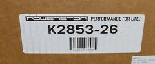 New Power Stop K2853-26 1-Click Street Warrior Z26 Brake Kit For Dodge 2005-2016