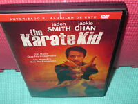 THE KARATE KID - JACKIE CHAN - SMITH -