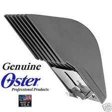 """OSTER A5/A6 Blade 1""""(25mm) ATTACHMENT GUIDE COMB*Fits Most Andis Wahl Clippers"""