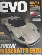 Evo Monthly Cars, 2000s Magazines