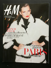 H & M MAGAZINE ISABEL MARANT AUTOMNE 2013