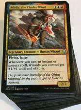 ***Custom Commander Deck*** Adeliz - Wizards Tribal - EDH Mtg Magic Cards