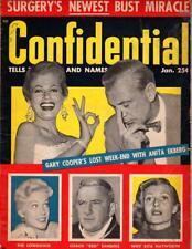 Confidential Jan 1956 Volume 3 Issue 6