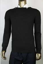 New Bottega Veneta Men's Dark Brown Cashmere Sweater IT 48/US 38 299650 2006