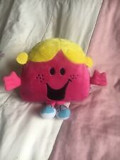 Little Miss Chatterbox Mr Men, Doorstop, Book End Paper Weight Roger Hargreaves