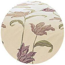 "Kinsale Floral 100% Cotton Durable Table Cloth. Sizes: 70"" x 50"" & 68"" Round"