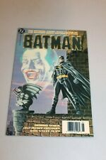 Batman Official Comic Adaptation Warner Bros Movie Newsstand Michael Keaton NM