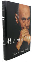Sir George Solti MEMOIRS  1st Edition 1st Printing
