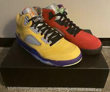 Nike Air Jordan 5 V Retro What The 4-13 Multi-Color CZ5725-700