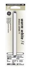 GE  Fluorescent Bulb  4 watts 140 lumens Linear  T5  6 in. L Warm White  1 pk