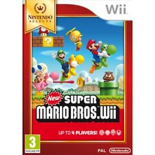 Nintendo Super Mario Bros Select Wii - 2135246