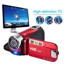 Full HD 1080P 16MP Digital Video Camcorder Camera DV 2.7'' TFT LCD 16x Zoom NEW