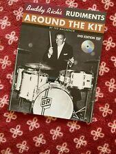 drum instruction books - Rudiments Around the Kit