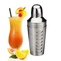 Cocktailshaker, Cocktailmixer, 600 ml, Edelstahl, Barshaker, Bar Zubehör