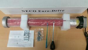 Neco Tubular Motor for Roller Shutters 160Nm - Manual Override