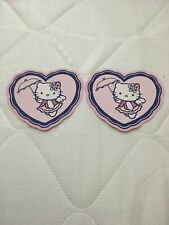New Set Of Two Hello Kitty Tags  3x3