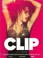 Poster 47 3/16x63in Clip (Klip) 2013 Isidora Simijonovic, Vukasin Jasnic New