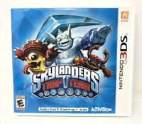 Skylanders Trap Team (Nintendo 3DS) XL 2DS Game w/Case & Insert