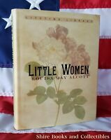 NEW Little Women by Louisa May Alcott  Deluxe Hardcover Classics with Dustjacket