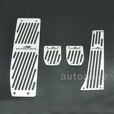 AC ACS Aluminum Foot Rest Pedals MT For BMW E30 E36 E46 E87 E90 E91 E92 E93 M3
