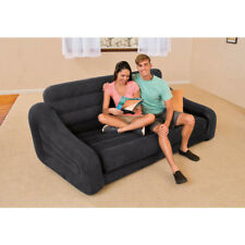 Adult Size Inflatable Fold Out Couch Sofa Bed