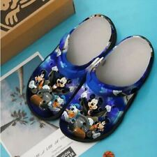 Mickey Mouse Crocband Clog Unisex Fashion Style For Women, Men Crocs191, Persona