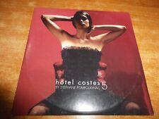 HOTEL COSTES 5 BY STEPHANE POMPOUGNAC CD ALBUM PROMO FRANCIA CONTIENE 15 TEMAS