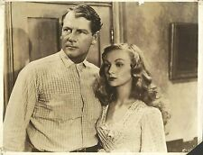 "VERONICA LAKE & JOEL McCREA in ""Ramrod"" Original Vintage Photo 1947"