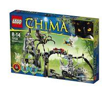 LEGO 70133 Legends of Chima - Spynlins Höhle Bausteine Phoenix Löwe Chi Phönix