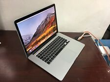 "MacBook Pro 15"" Retina (MID 2014) 2.8GHz i7 16gb 512GB PCIe MacOS High Sierra"
