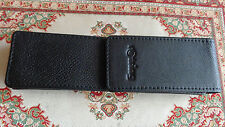 rotring Leder Etui Farbe :schwarz ( grade Lasche )