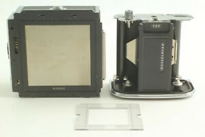 [NEAR MINT w/Mask] Hasselblad A16 II 6x4.5 Film Back Holder Magazine JAPAN O05C