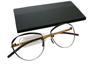 Götti Perspective Gold 138 Titanium Eyeglasses