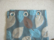 """Next lined curtains 54"""" drop x 77"""" width"""