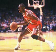 1988 MICHAEL JORDAN Chicago Bulls BASKETBALL ACTION Photo 8x10 PICTURE Jordan 3
