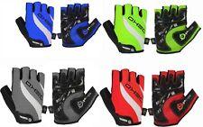 Deko Men Cycling Gloves Bike Riding Half Finger Bicycle Fingerless Sports