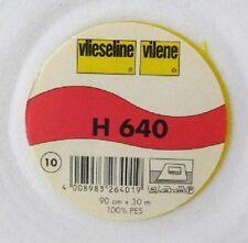 0,5m H640 Freudenberg 9,68 Euro/m Vlieseline Volumenvlies 90cm breit H 640
