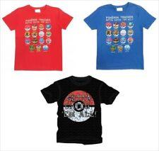 Pokémon Short Sleeve T-Shirts & Tops (2-16 Years) for Boys