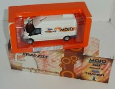FORD TRANSIT die-cast model WHITE VAN 2007 MOJO Limited Edition Collectible