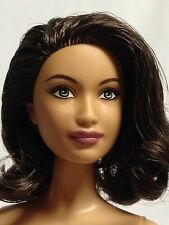 Nude Collector Edition Barbie Doll Goddess Model Muse Brunette